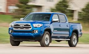 2016 Toyota Tacoma V-6 Limited 4x4 – Review – Car and Driver