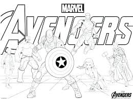 Superhero Coloring Page Avengers Coloring Pages Marvel Coloring