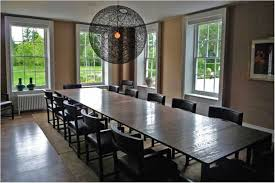 Extra Long Dining Room Table Sets