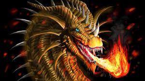 free 3d dragon wallpaper. Plain Dragon Furious Dragon  Throughout Free 3d Wallpaper L