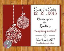 Holiday Save The Date Templates Free Teran Co