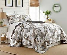 tropical quilts and coverlets. Perfect Tropical Chezmoi Collection Tahiti 3piece Vintage Washed 100 Cotton Quilt Set King And Tropical Quilts Coverlets L