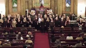 Gospel Choir from Denmark visist Brown Memorial Baptist Church