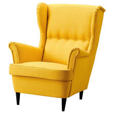 ... Large Image for Stockholm Armchair Ikea Wing Chair Yellow Armchair Ikea  Stockholm Easy Chair For Sale ...