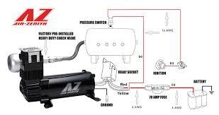 airlift v wiring diagram wiring diagrams vwvortex just installed a new ob2 pressor uas bags install 0610mt 02 z air zenith pressor diagram jpg