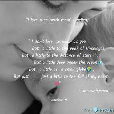 I Love U So Much Picture Quotes Simplexpict1storg