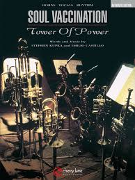 Soul Vaccination Drum Chart Tower Of Power Soul Vaccination By Emilio Castillo And