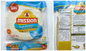 low carb tortilla parison and review save mission carb balance whole wheat tortilla fajita