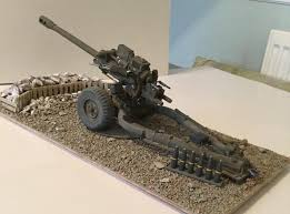 L118 Light Gun Model L118 Light Howitzer Imodeler