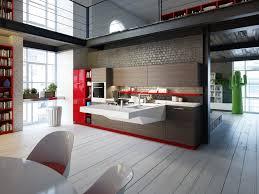 Black N White Kitchens Modern Kitchen Design Small Houses Design Ideas Black White