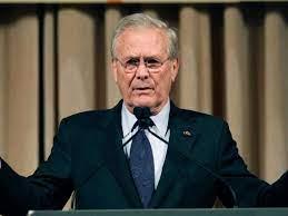 Chefplaner des Irak-Kriegs: Ex-US-Verteidigungsminister Donald Rumsfeld ist  tot - Region - inSüdthüringen