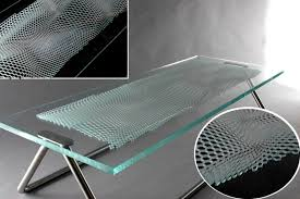 Image Contemporary Patterned Glass Panel For Furniture Translucent By Arik Levy Archiexpo Patterned Glass Panel For Furniture Translucent By Arik Levy