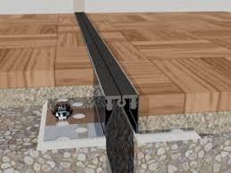 1.) beim verlegen von fliesen auf einer fußbodenheizung kommt dehnungsfugen eine entscheidende rolle zu, denn sie kompensieren, wenn sich die die randdämmstreifen müssen so hoch sein, dass sie von der rohdecke bis über den fertigen fußboden reichen. Dehnungsfuge Fur Fussboden Alle Hersteller Aus Architektur Und Design Videos