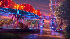 circus carnival wallpaper main