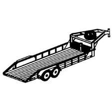 northern tool trailer. trailer blueprints \u2014 tandem lowboy gooseneck northern tool