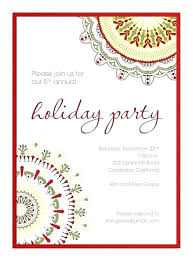 Formal Christmas Party Invitations Holiday Party Invitation Template 650 875 Party Invitation