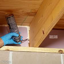 17 Ways to Master Expanding Foam Insulation | The Family Handyman