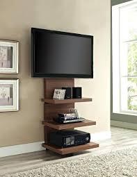 corner tv wall mount ideas flat screen wall mount with shelf wall mount with glass regarding