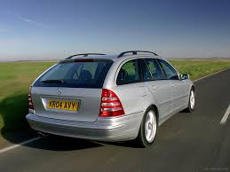 2004 Mercedes-Benz C-Class Wagon Specifications, Pictures, Prices