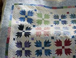 44 best Quilting, Bear Paw images on Pinterest | Bear paws, Blue ... & There's something so pretty and fresh about this Bear Paw quilt Adamdwight.com
