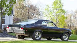 1969 Chevrolet Nova SS | S126 | Harrisburg 2015