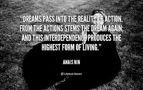 Reality And Dreams Quotes