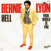 Bernie Lyon – Hell (1980, Vinyl) - Discogs