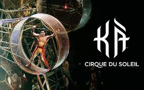 Ka Cirque Du Soleil Las Vegas Live Shows Tickets Info