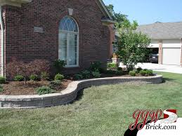 Small Picture Retaining Wall Design with Landscaping for Front Yard I Do Not