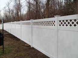 vinyl lattice fence panels. Exellent Vinyl Lattice Fence Panels Install T To Design Intended In Dimensions 2774 X 2081 A