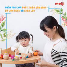 Những trò chơi thú vị dành cho trẻ 1-3 tuổi giúp phát triển trí não và thể  chất - Meiji