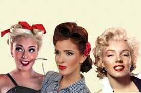 Retro Hairstyles To Look Fantastic | Hairstyles, Haircuts and Hair ...