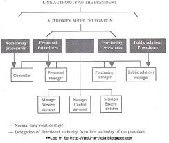Delegation Of Authority Chart Functional Authority Delegation Of Functional Authority