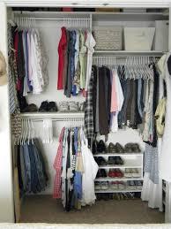 hanging closet organization ideas