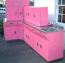 vintage kitchen sink cabinet.  Sink Great Old Metal Kitchen Cabinets Of Sink Cabinet Artistic  Perfect Ideas To Vintage
