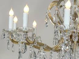 vintage crystal chandelier luxury parts