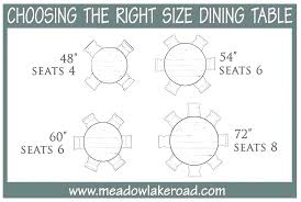 round dining table sizes thestellan 8 person round dining table size 8 person square dining table