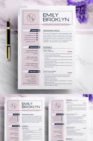 Creative Resume Template Design Ideas Sketchbook Creative Resume