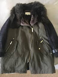 las coat from river island size 12