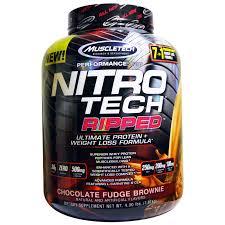 Nitro tech hardcore and weight loss