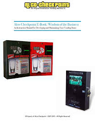 Vending Machine Instructions Gorgeous BarBreathalyzer Manufacturer Of Bar Breathalyzer Vending