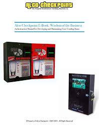 Breathalyzer Vending Machine Business Plan Classy BarBreathalyzer Manufacturer Of Bar Breathalyzer Vending