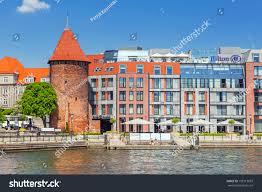 Gdansk Poland 20 May Hilton Hotel Stock Photo (Edit Now) 195713693