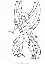 Disegno Signoreariajessica Personaggio Cartone Animato Da Colorare