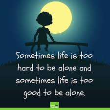 Feeling Quotes Amazing Feeling Alone Quotes Status For Whatsapp Facebook With Images