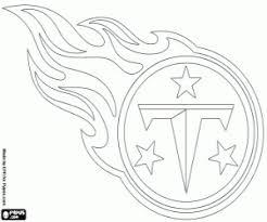 Nfl Logo Coloring Pages Printable Logos Free To Print Hoofardus