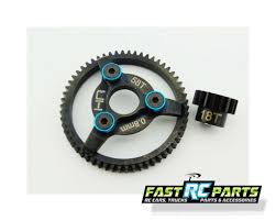 Hot Racing 58t Tooth 32p Pitch Steel Spur Gear