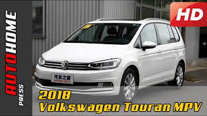2018 volkswagen 7 seater.  2018 2018 volkswagen touran 7 seater mpv interior and exterior overview to volkswagen seater