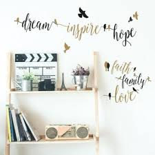 Life Quote Wall Stickers Quotes Wall Decals Quotes Wall Stickers RoomMates 63