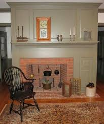 fireplace mantel and crown molding painted with old village antique pewter paint roger s wright furniture